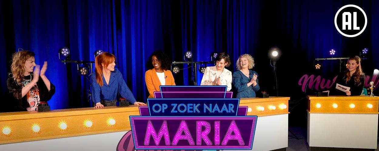Op zoek naar Maria-kandidaten spelen de MusicalQuiz