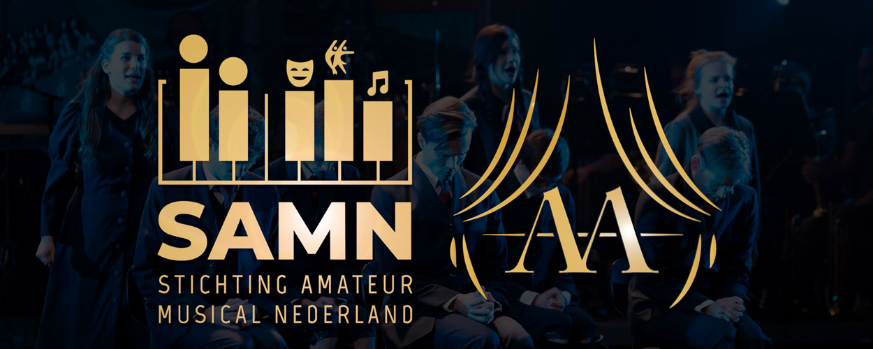 Uitreiking Amateur Musical Awards in juli