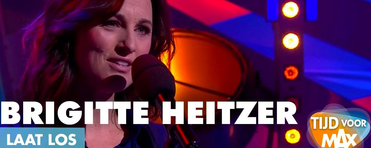 Brigitte Heitzer zingt Laat Los uit Diana & Zonen