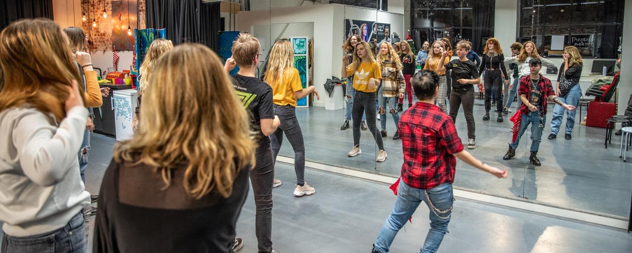 De Theatermakerij komt met academie voor theater- en musicaltalent in Enschede