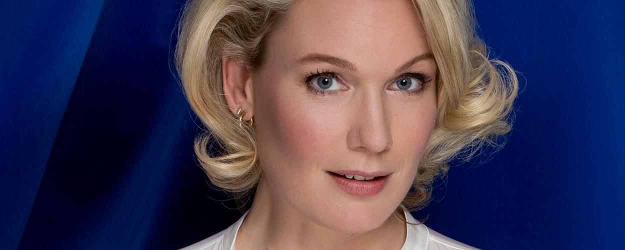 Marlijn Weerdenburg als Diana in de nieuwe musical Diana & Zonen
