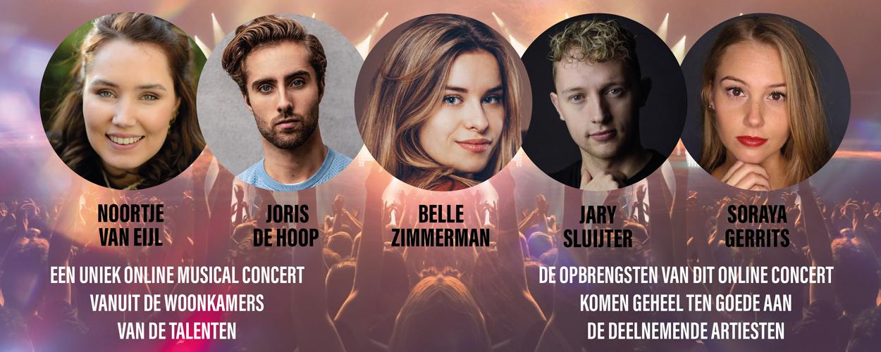 Volgende maand zevende Nederlandse editie vanStars From The House