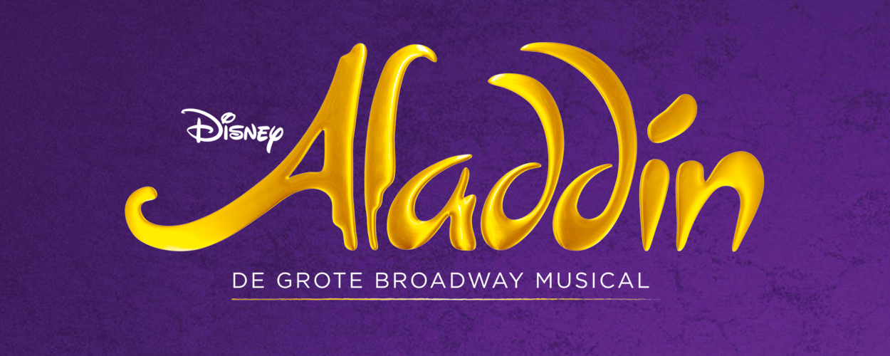 Aladdin vanaf half september te zien in het Circustheater