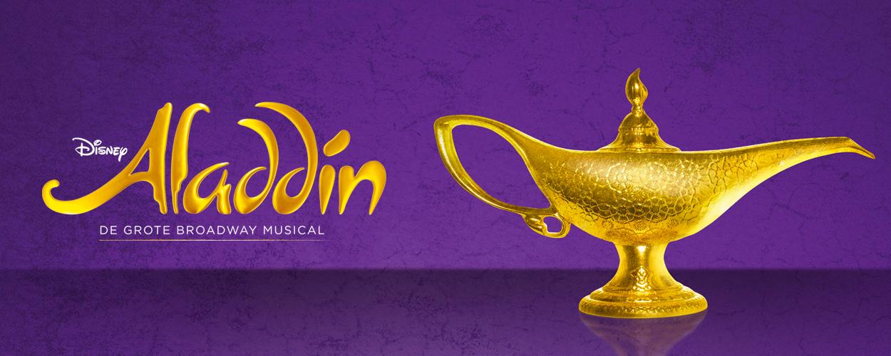 Eerste castleden van het ensemble van Aladdin aangekondigd