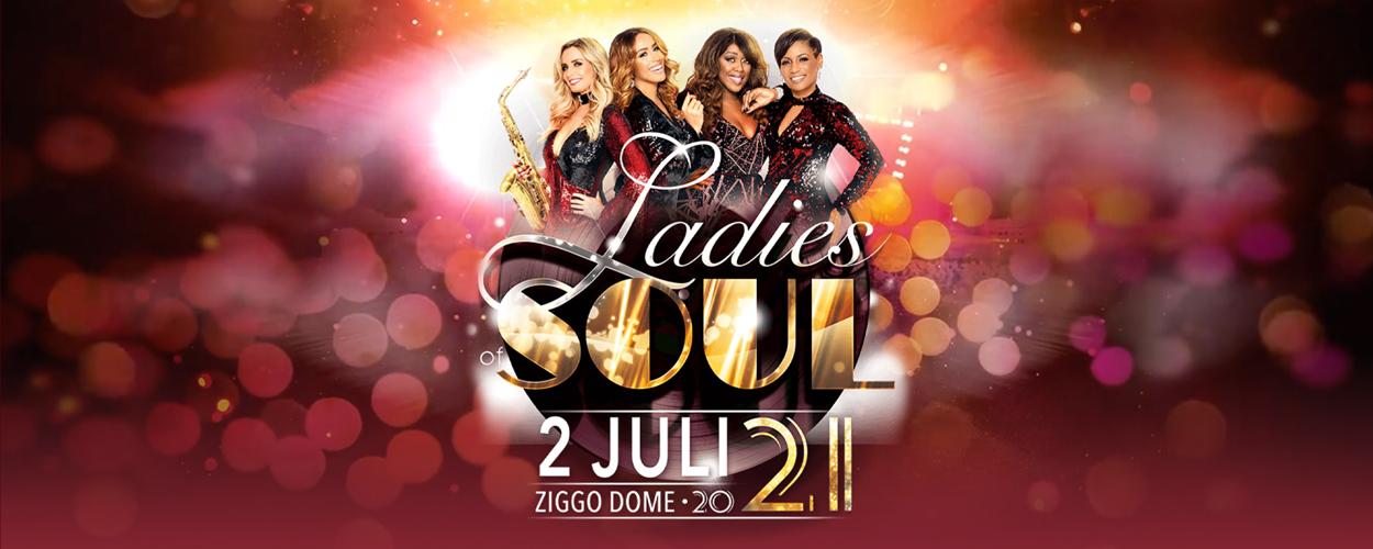 Ladies of Soul verplaatsen Ziggo Dome show naar 29 oktober