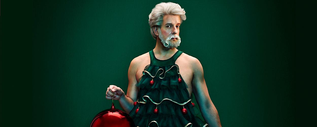 Alex Klaasen eind van dit jaar te zien met kerstshow Snowponies