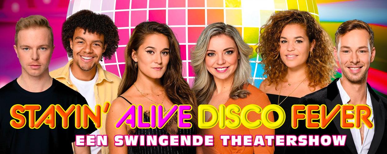 Bekijk de trailer van Stayin' Alive Disco Fever