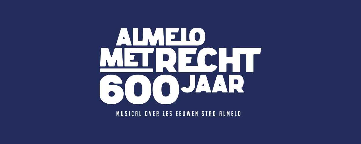 Theaterspektakel Almelo 600 jaar opnieuw verschoven