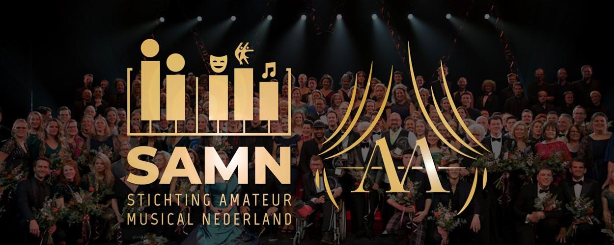 Uitreiking Amateur Musical Awards in juli met live publiek