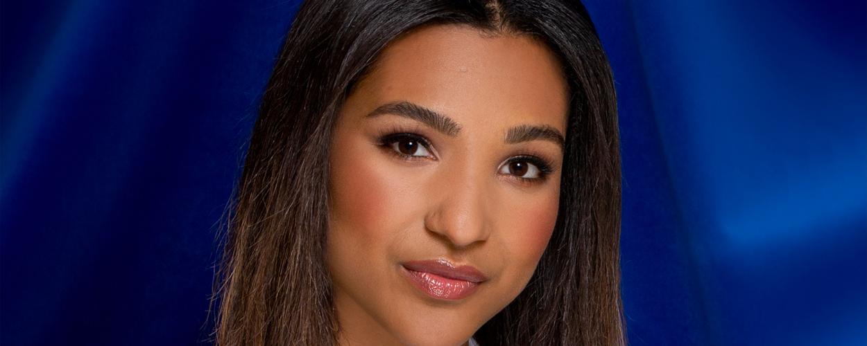 Danique Graanoogst is Meghan Markle in Diana & Zonen
