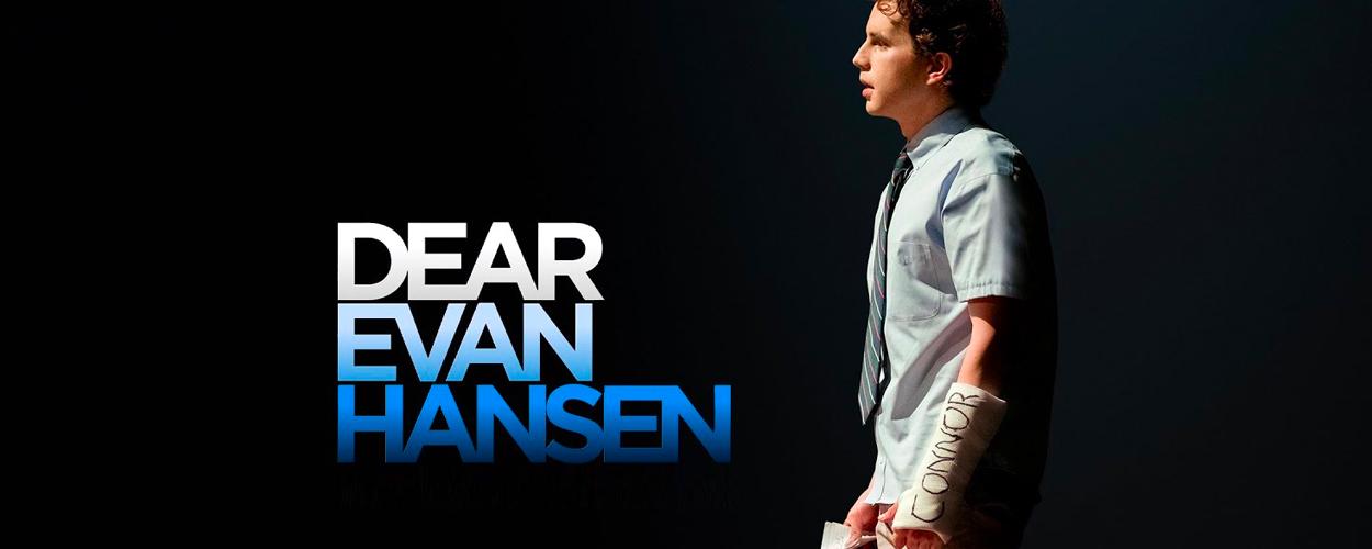 Poster van Dear Evan Hansen film