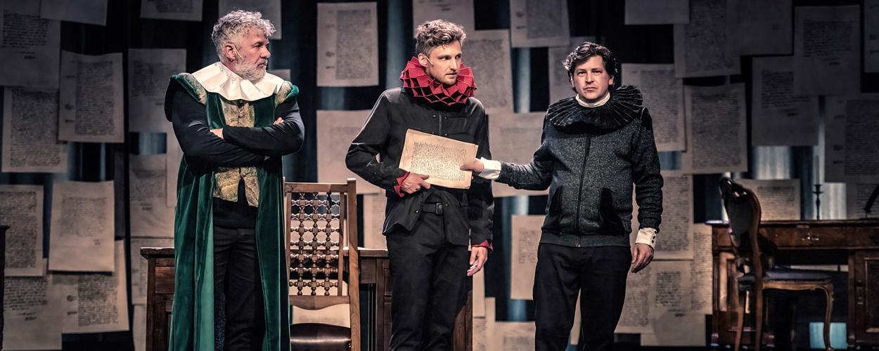 Live castalbum Hugo de Groot, de musical nu te beluisteren