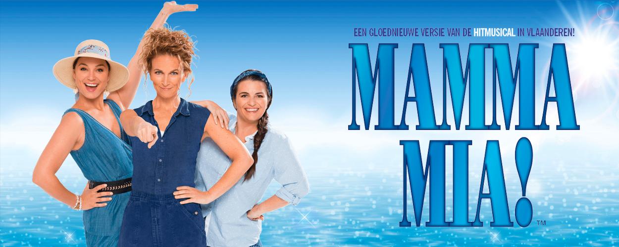 Vlaamse Mamma Mia! gaat door met extra voorstellingen