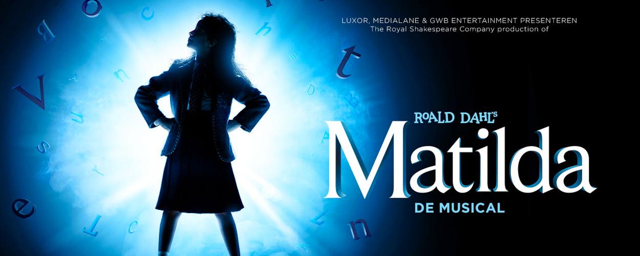 Matilda De Musical komt volgend seizoen naar Nederland