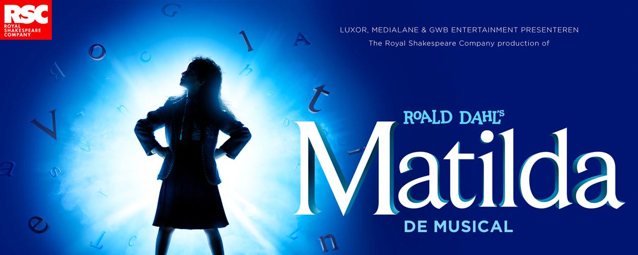 Audities: Kinderen gezocht voor Matilda de Musical