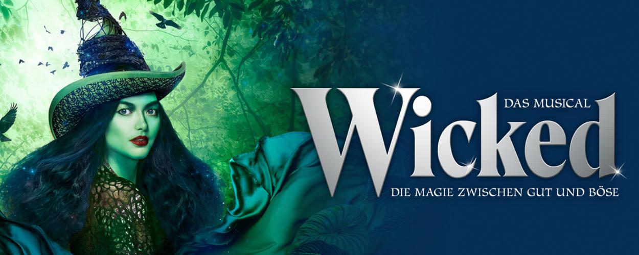Trailer Wicked Das Musical met Vajèn van den Bosch en Naidjim Severina