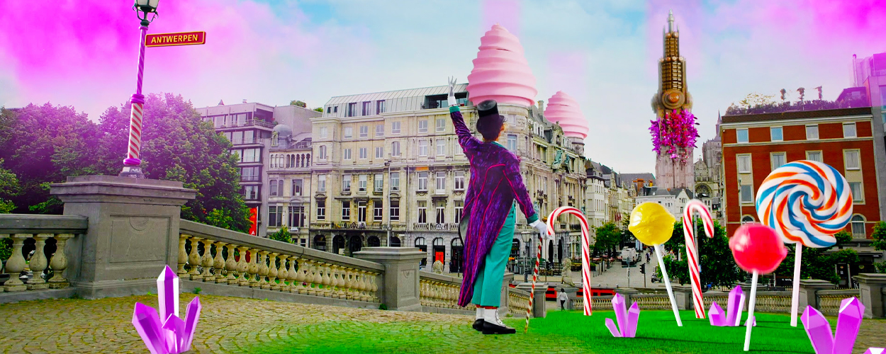 Trailer Vlaamse versie Charlie and the Chocolate Factory