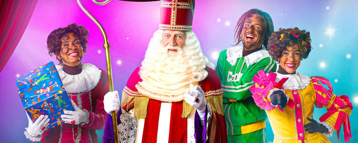 De Bellinga's te zien in theatershow De Club van Sinterklaas
