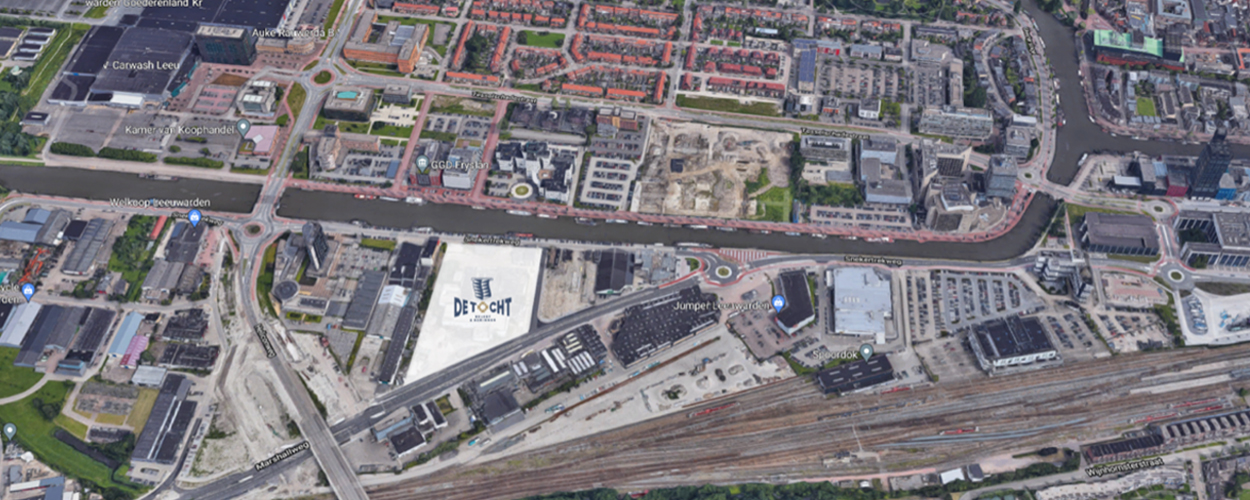 De Tocht wil theater bouwen op terrein van voormalige vleesfabriek Brada