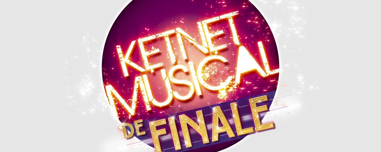 Ketnet en Studio 100 stoppen na zeven jaar met Ketnet Musical