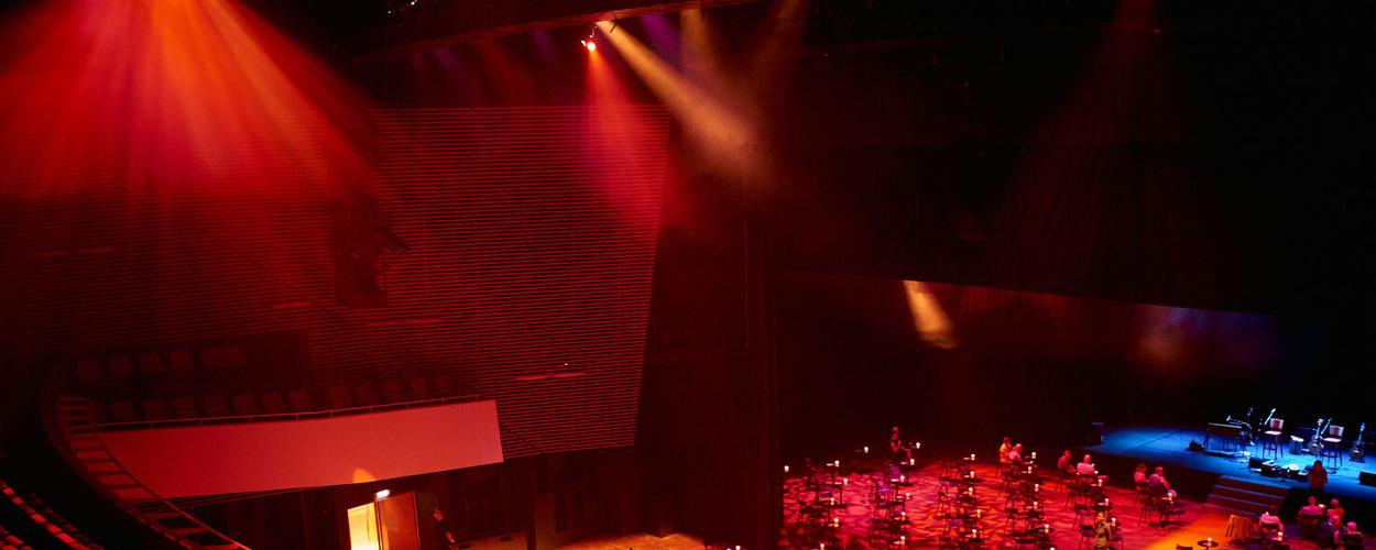 Eerste groep 8 musical in Rotterdamse Theaters