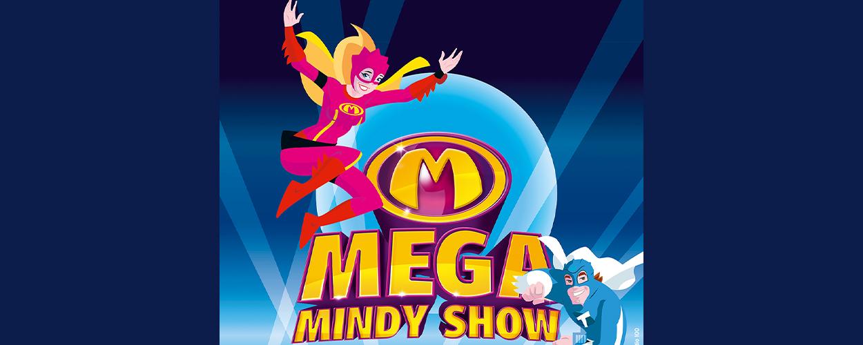 Studio 100 komt met Mega Mindy Theatershow