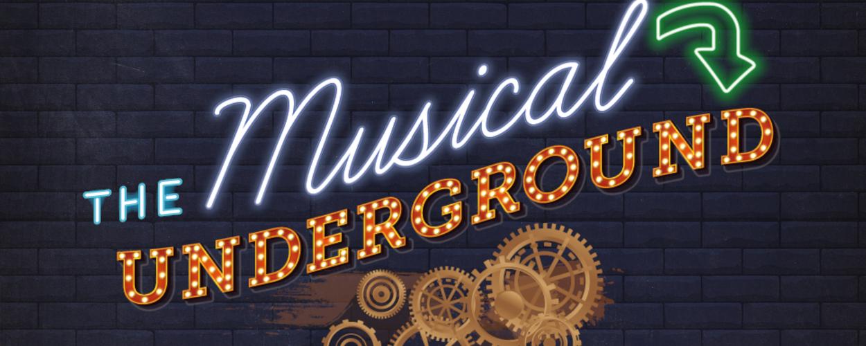 The Musical Underground eind september in Theater Orpheus in Apeldoorn