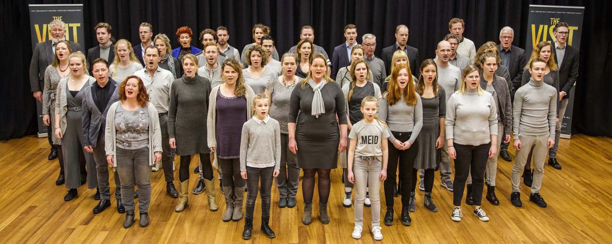 Audities: The Visit van Het Brabants Muziek-Theater