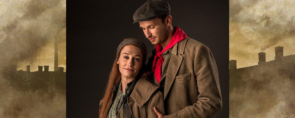 Ianthe Tavernier en Michiel De Meyer toegevoegd aan cast van Daens