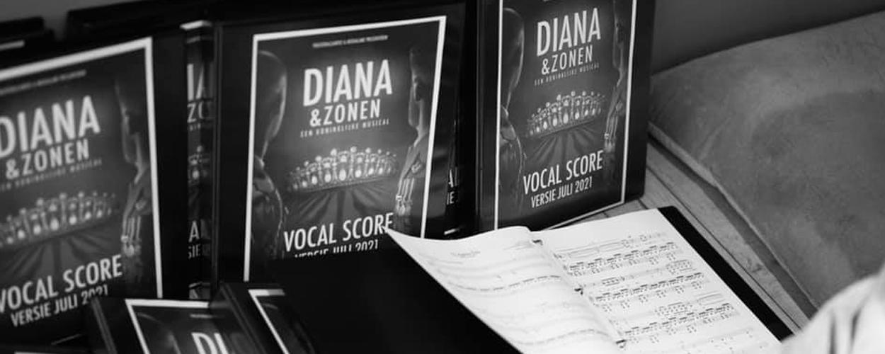 Repetities nieuwe musical Diana & Zonen begonnen