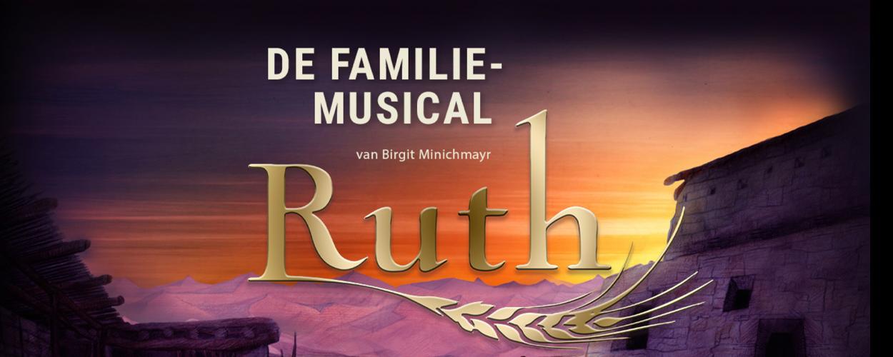 Ruth – De Familiemusical op 19 september in première in 's-Hertogenbosch