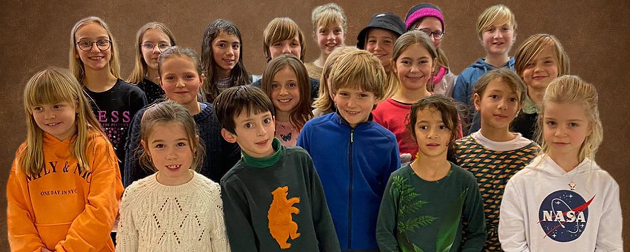 Kinderkoor Singfonia mag schitteren in popmusical Smike van The Singing Factory