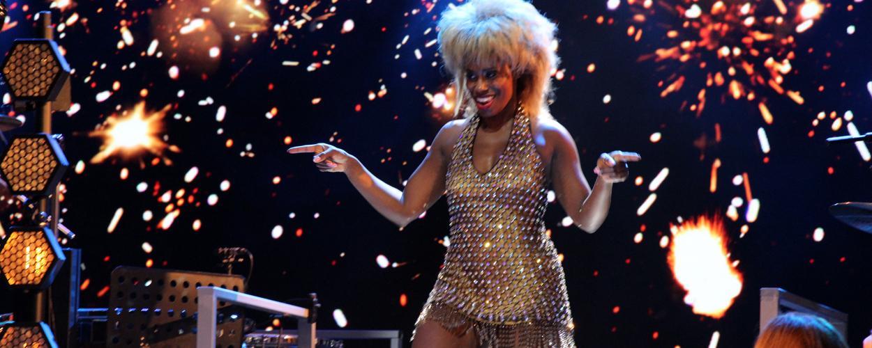 TINA – De Tina Turner Musical knallend weer terug in het Beatrix Theater