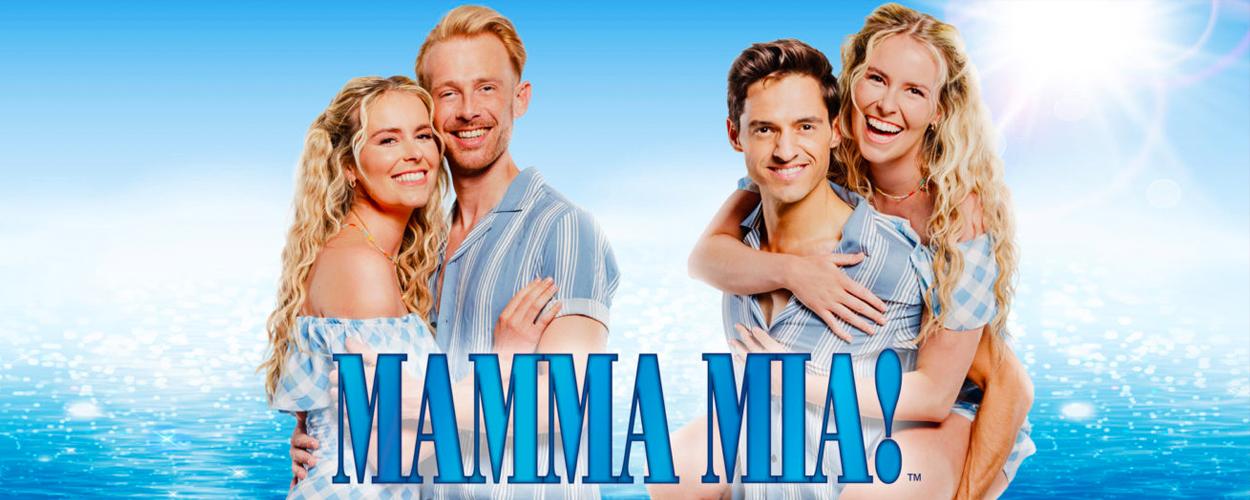 Versterking voor cast van Vlaamse Mamma Mia!