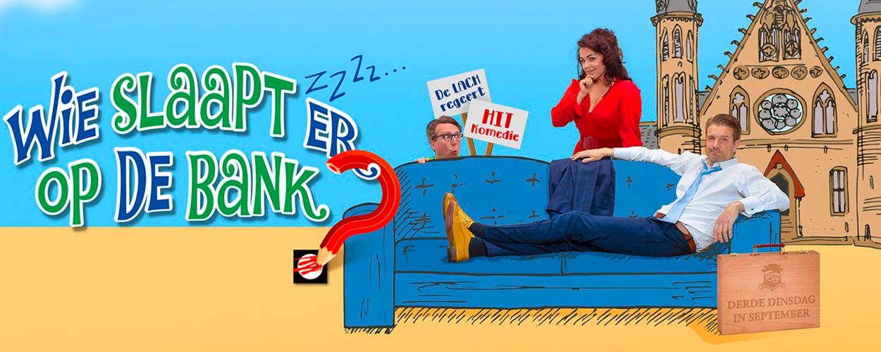 Wie slaapt er op de bank?