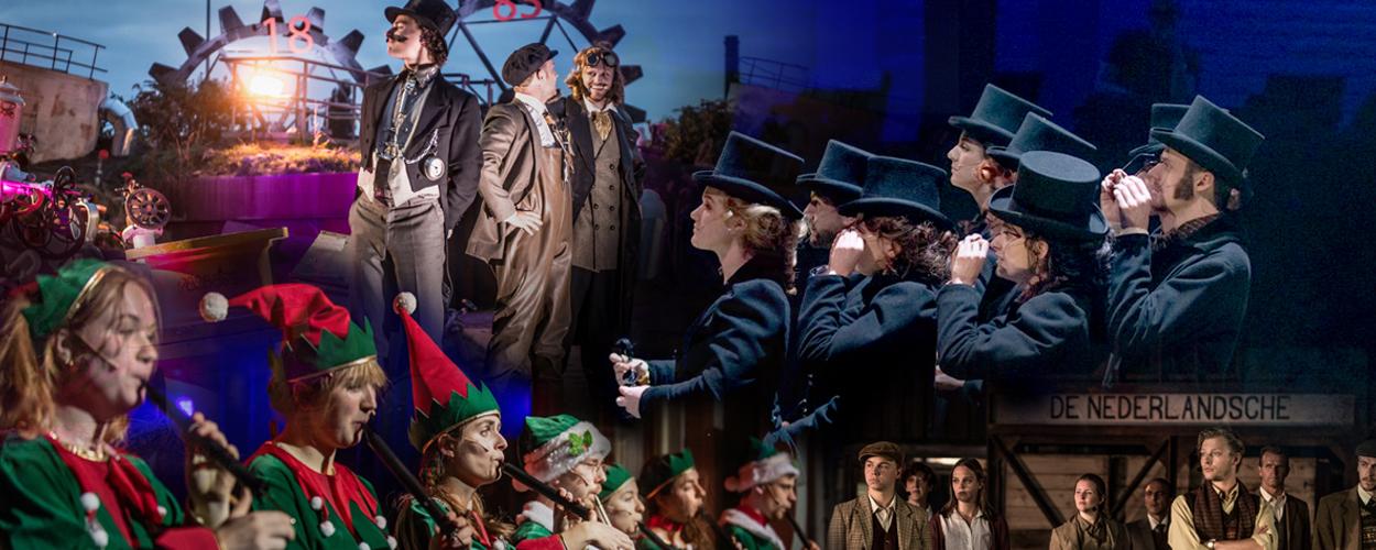 Wilminks Kweek bouwt aan theatertoekomst studenten