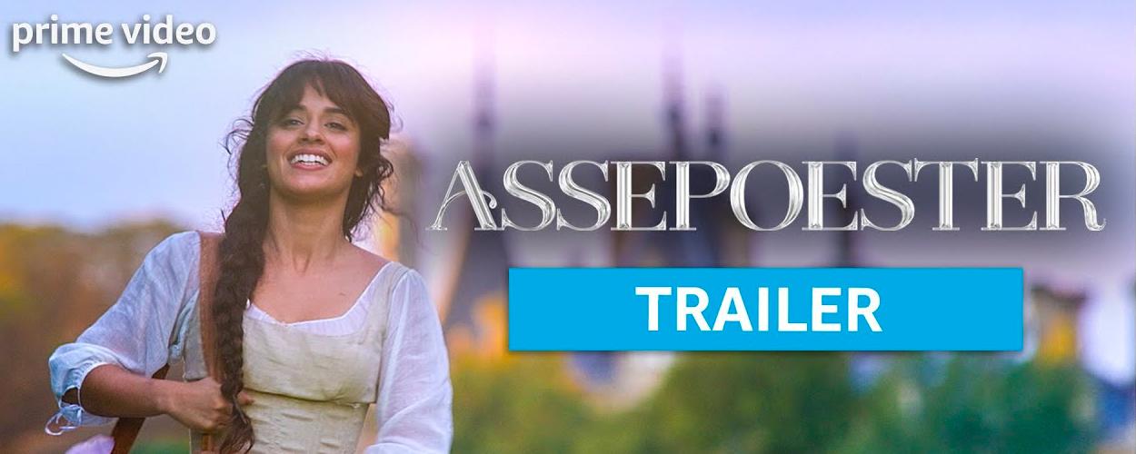 Trailer van live-action versie Cinderella