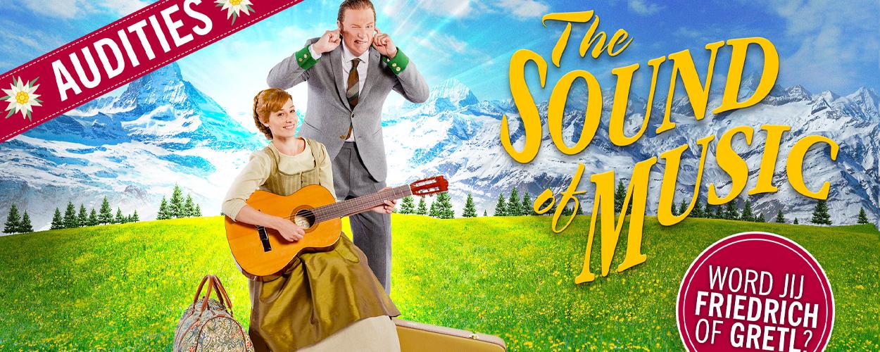 Audities: Kinderen gezocht voor Vlaamse versie van The Sound Of Music