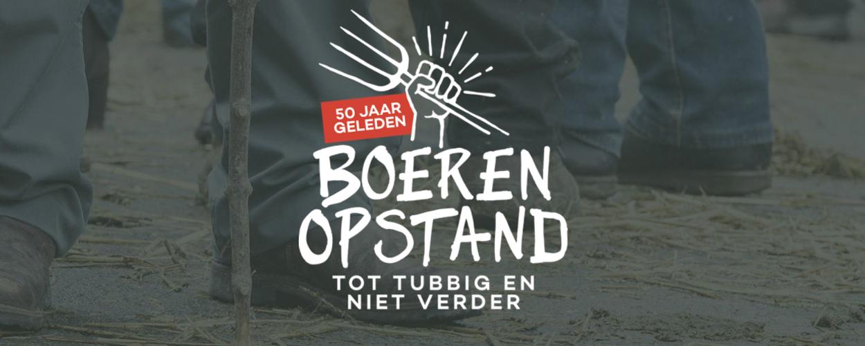 Laus Steenbeeke speelt hoofdrol in voorstelling over boerenopstand in Tubbergen