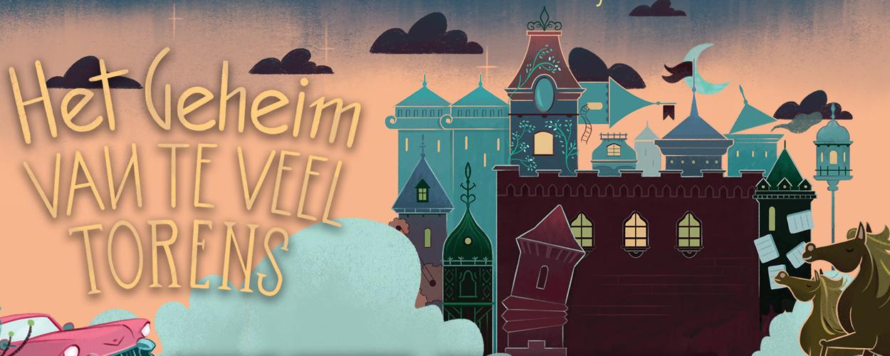 Extra voorstellingen voor de familiemusical Het Geheim van Te Veel Torens