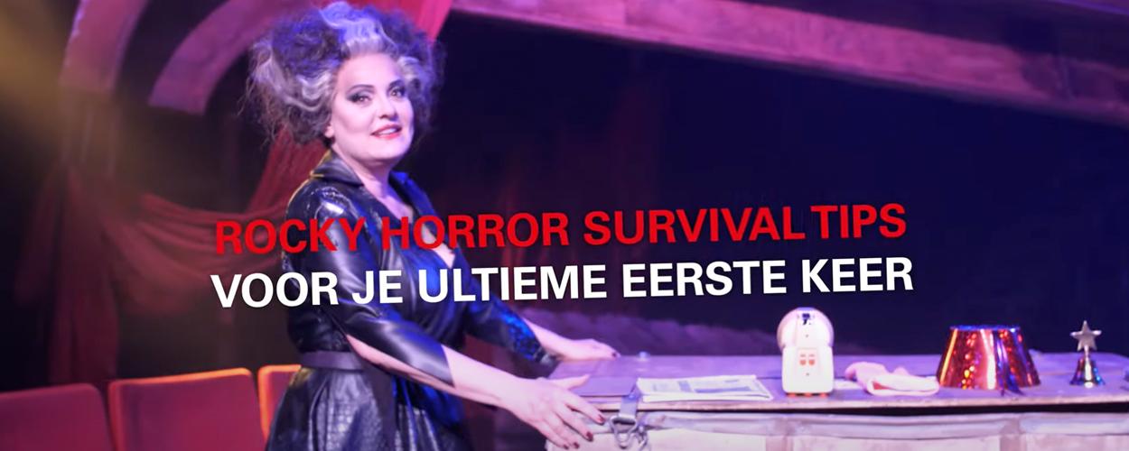 Rocky Horror Survival Tips voor je ultieme eerste keer