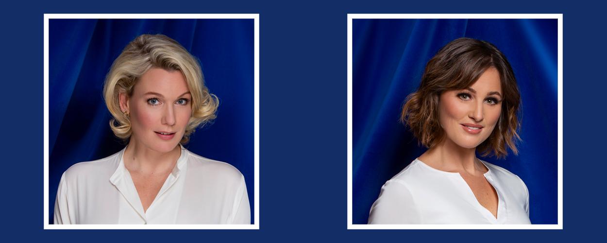 Speelschema van Diana in Diana & Zonen voor november en december
