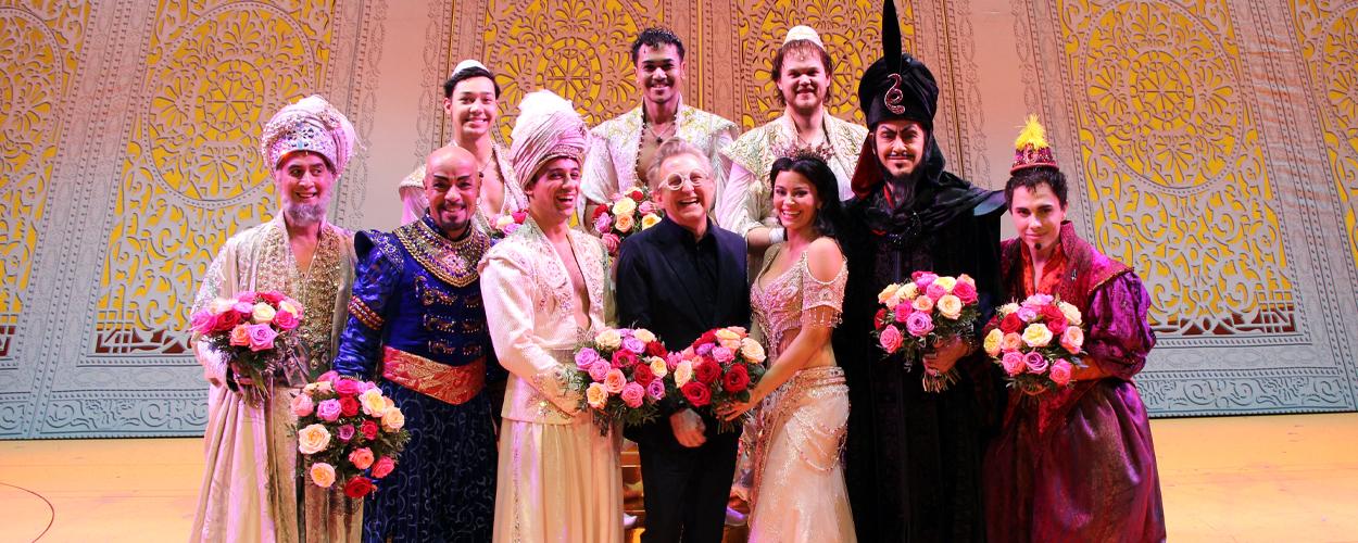 Recensie: Aladdin de musical; Betovert je van begin tot eind (5 sterren)