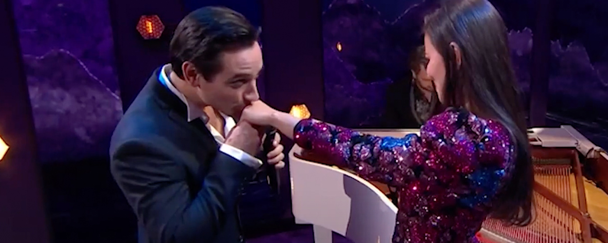 Terugkijken: Keoma en Jonathan zingen De Wereld Wacht uit Aladdin in Tijd voor Max