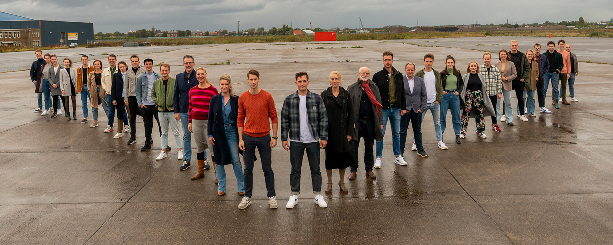 Vanaf 1 oktober nieuwe acteurs in cast Soldaat van Oranje
