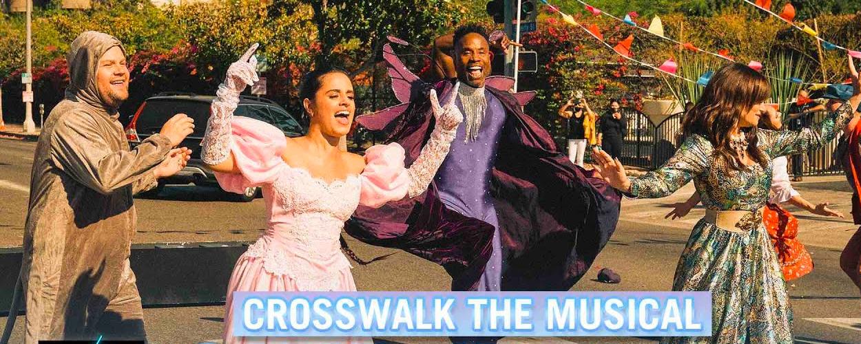 Crosswalk the Musical: Cinderella