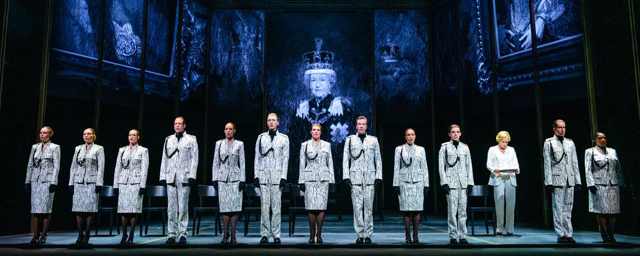 Recensie: De koninklijke musical Diana & Zonen (4 sterren)