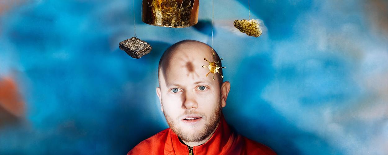 Daniël van Klaveren debuteert als artistiek directeur van Theater Sonnevanck met Koning Bowi
